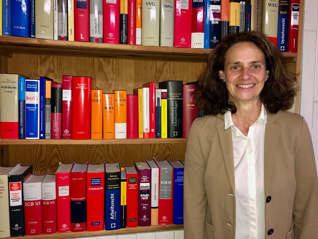 Rechtsanwältin Andrea Glatthaar